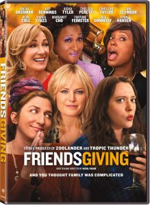 DVD Friendsgiving