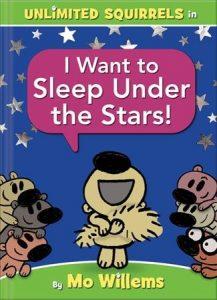 I want to sleep under