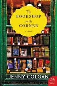 JANAY The bookshop on the corner