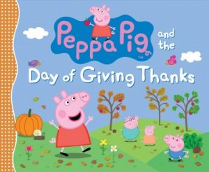 Peppa pig and the day of giving