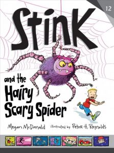 Stink and the hairy