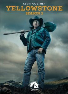 DVD Yellowstone 3