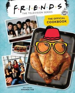 NF Friends the official cookbook