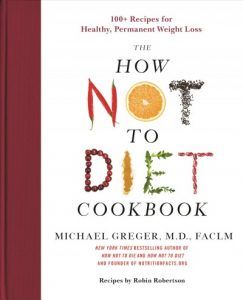NF How not to diet cookbook