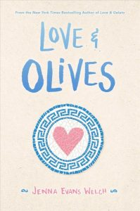 YA Love and olives