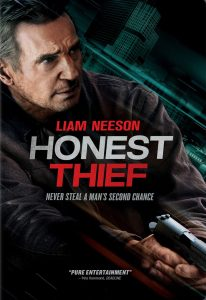 DVD Honest Thief