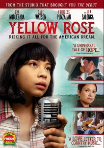 DVD Yellow Rose
