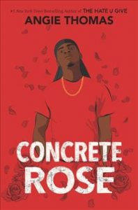 YA Concrete Rose
