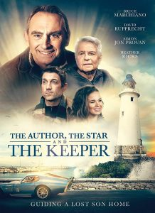 DVD Author, the star, and the keeper