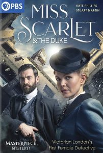 DVD Miss Scarlet and the Duke