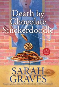 FIC Death by chocolate snickerdoodle