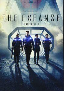 DVD Expanse season 4