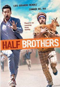 DVD Half Brothers