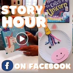 Story Hour on Facebook 10:30 am thursdays