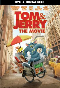 DVD Tom and Jerry